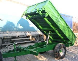 Traktorske prikolice --